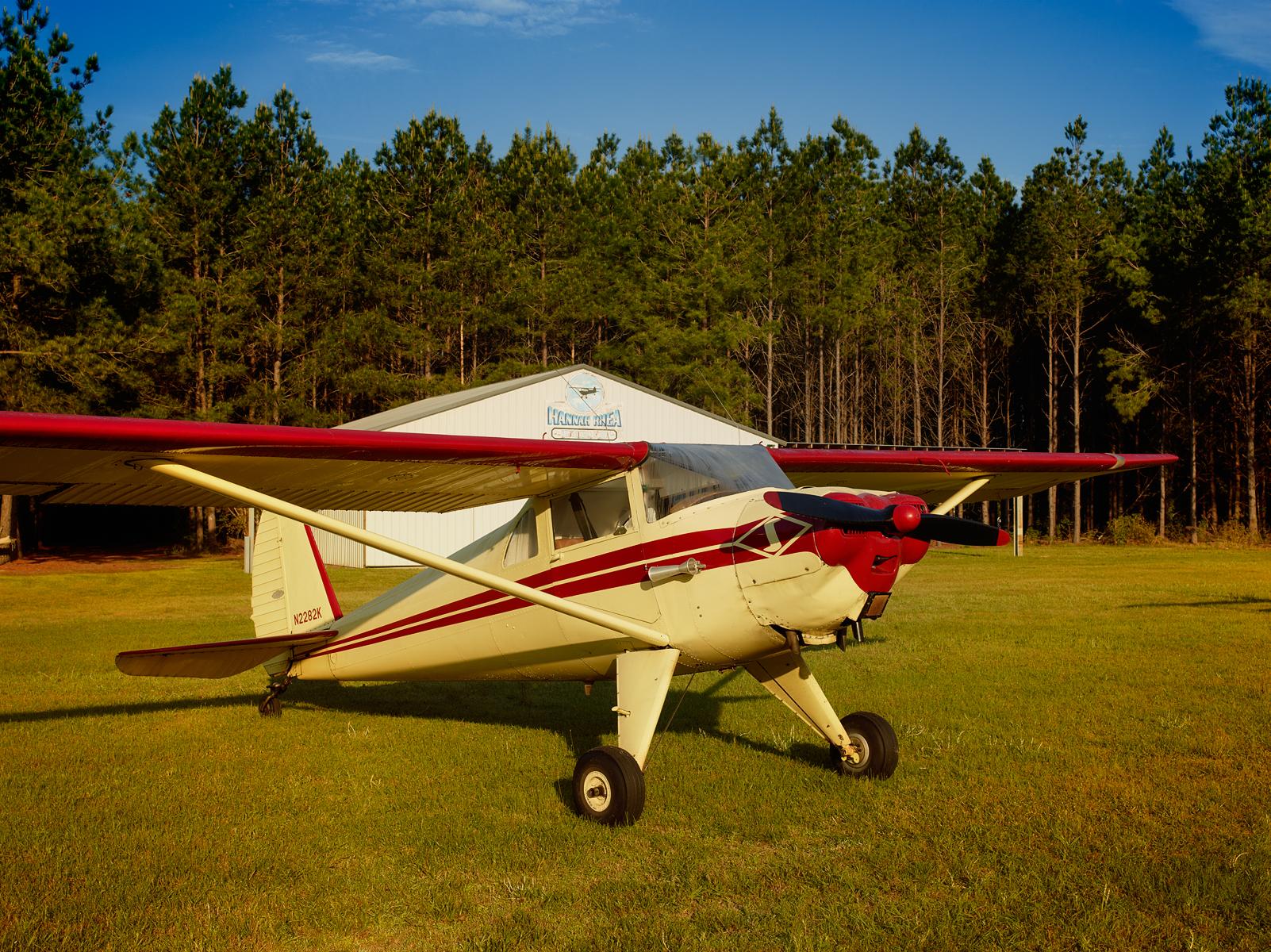Luscombe 8E ACE Basin Aviation
