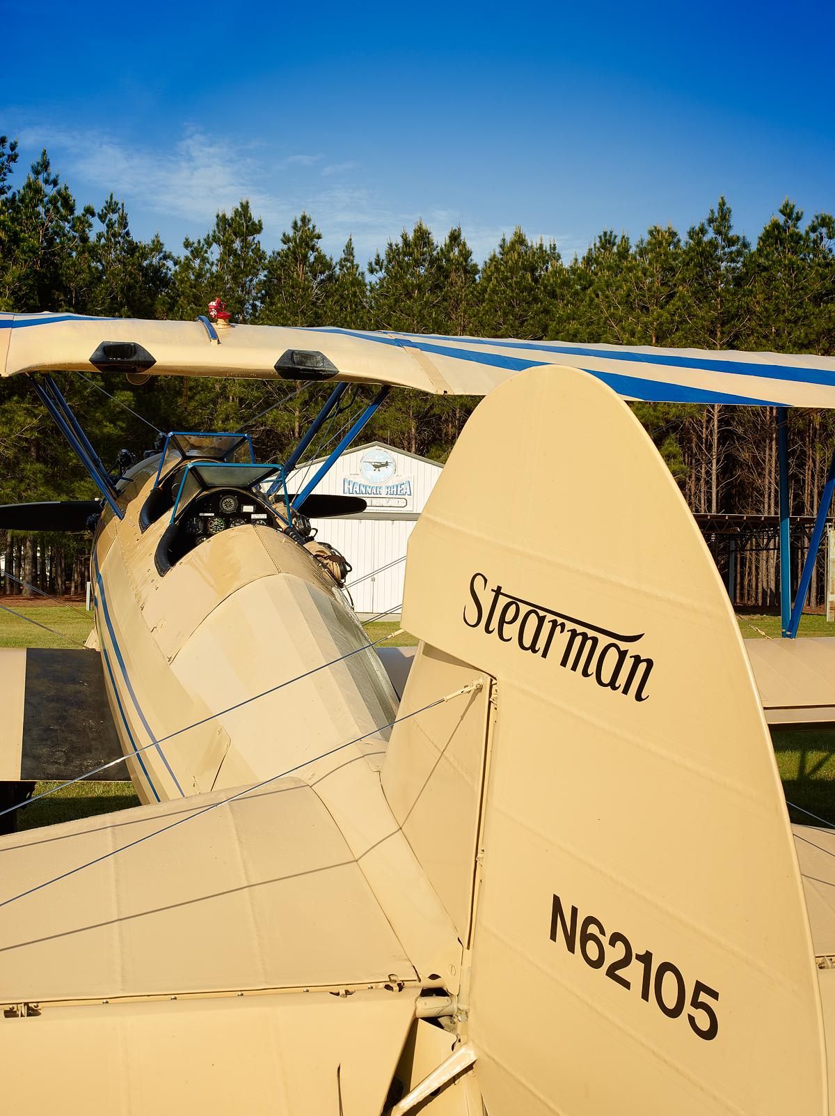 Stearman ACE Basin Aviation