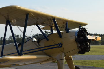 Stearman Flight Training | ACE Basin Aviation - South Carolina