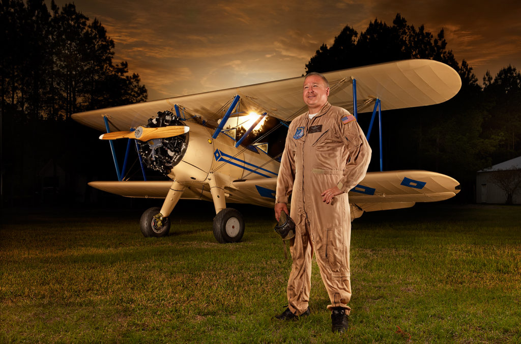 Todd Givens ACE Basin Aviation Owner Chief pilot CFI