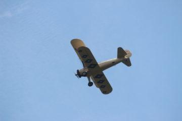 Stearman Flyovers ACE Basin Aviation